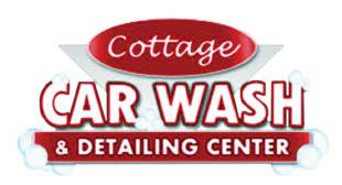 COTTAGE CAR WASH logo