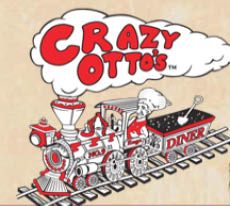 Diner Specials - 1/2 Off Entree* at Crazy Otto's Diner
