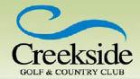 Creekside Golf & Country Club logo for Hiram GA atlanta outings cheap golf affordable golf