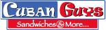 CUBAN GUYS logo