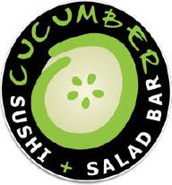 CUCUMBER SUSHI STATEN ISLAND logo