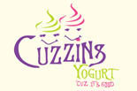 Cuzzins Yogurt Columbus, Ohio.