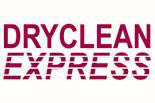 Dry Clean Express Dry Cleaning logo, Tustin, CA