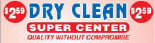 DRY CLEAN SUPER CENTER - PLANO logo
