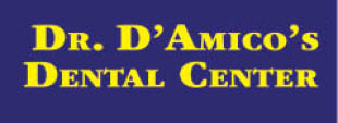 DR. D'AMICO DENTAL CENTER logo