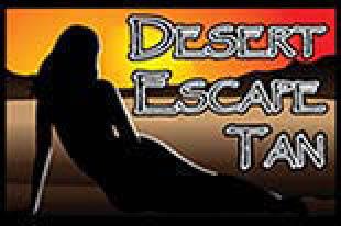 DESERT ESCAPE TANNING logo