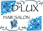 D-LUX HAIR SALON logo