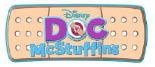 Disney Doc McStuffins Get Better Checkup Center logo