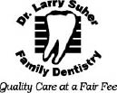Dr. Larry Suher Family Dentistry logo in Monroeville PA