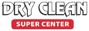 DRY CLEAN SUPER CENTER CLEANERS logo