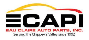 EAU CLAIRE AUTO PARTS logo