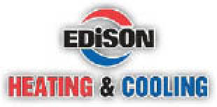 Edison Heating and Cooling Company in New Jersey Logo