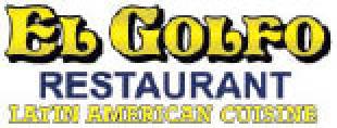 El Golfo Restaurant logo in Silver Spring Maryland, latin restaurants, tamales, chicken fajitas