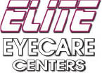 Elite Eyecare Centers logo in Canton and Garden City, MI