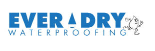 Logo for Everdry Waterproofing systems for basements in Pittsburgh PA