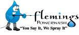 Flemings Powerwash in Nashville TN logo