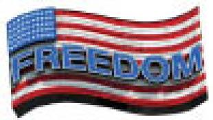Freedom Car Wash logo in Lafayette LA
