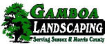 Gamboa Landscaping in Newton NJ logo