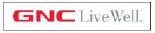 GNC / VINTAGE PARK logo