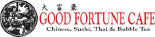 Good Fortune Cafe Restaurant logo for Gaithersburg MD, food order online, to carry out,