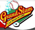 Grand Slam Carwash & Lube logo
