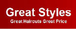 GREAT STYLES logo