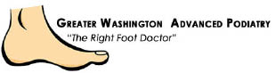 Greater Washington Advanced Podiatry coupons