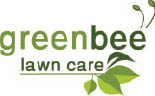 Green Bee Lawn Care logo