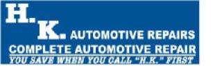 H.K. Automotive Repair logo