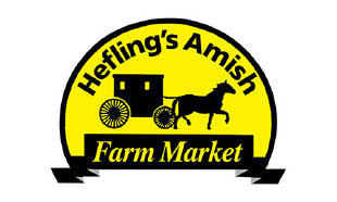 $3 OFF Purchase of $25 or More at Hefling's Amish Farm Market