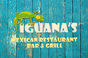$5 OFF Any Purchase of $30 or More at IGUANA'S MEXICAN RESTAURANT