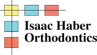 ISAAC HABER ORTHODONTICS logo