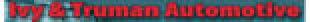 IVY & TRUMAN AUTOMOTIVE logo