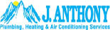 J. ANTHONY Plumbing, Heating & Air Conditioning logo