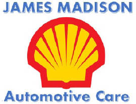 James Madison Shell coupons