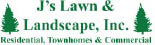 J's Lawn and Landscape Logo
