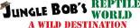 JUNGLE BOB'S REPTILE WORLD logo