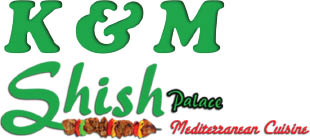 20% Off Total Food Bill Over $10 at K & M Shish Palace