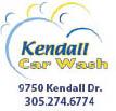 KENDALL CAR WASH logo