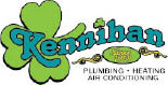 Logo for plumbing services at Kennihan Plumbing in Valencia PA