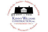 Kenny Williams Construction coupons