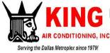 King Air Conditioning Inc logo in Garland TX