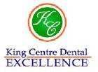 King Centre Dental Logo
