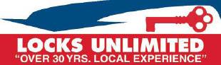 LOCKS UNLIMITED logo