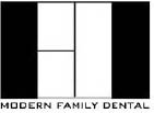MODERN FAMILY DENTAL logo