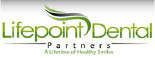 Lifepoint Dental Partners logo in Marshalltown