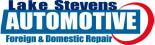 Lake Stevens Automotive Logo