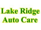 Lake Ridge Auto Care in Lake Ridge VA.