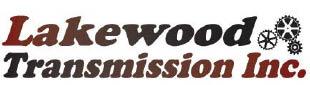 lakewood transmission logo - lakewood, washington