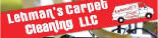 Lehman's Carpet Cleaning Inc., Lehman's Carpet, Carpet Cleaning, Logo, Lehman's Logo